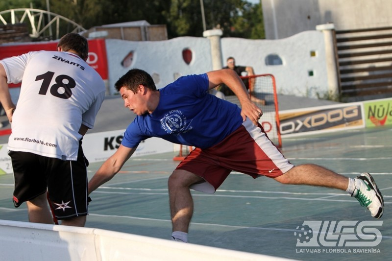 LIDO Vasaras līgas regulārais turnīrs tuvojas finišam