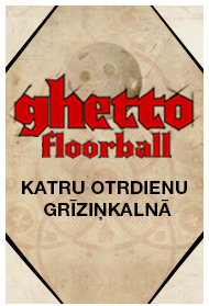 GHETTO FLOORBALL